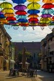 Mañana de Novi Sad Foto de archivo