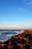 Mañana del Océano Pacífico Imagen de archivo