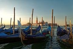 Mañana del verano en Venecia 1 Fotografía de archivo libre de regalías