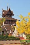 Mañana después del Año Nuevo tailandés - Songkran Imagen de archivo libre de regalías