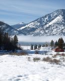 Mañana en Idaho del norte Imagen de archivo