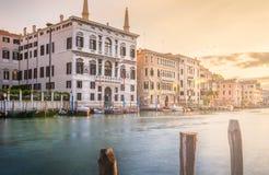 Mañana en Venecia Imagen de archivo libre de regalías