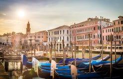 Mañana en Venecia Imagen de archivo