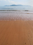 Mañana, mar de Andaman foto de archivo