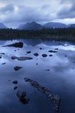 Mañana nublada Imagen de archivo
