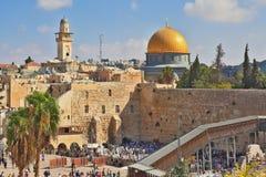 Mañana soleada en el día de fiesta de Sukkot Imagen de archivo