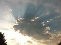 Mañana Sun Imagenes de archivo