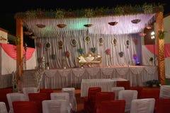 Małżeństwa przyjęcia set obraz stock