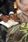 małżeństwo Zdjęcie Royalty Free