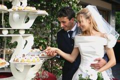 małżeństwo. Zdjęcie Royalty Free