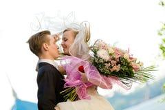 małżeństwo. Zdjęcie Stock
