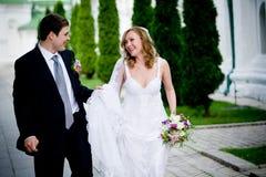 małżeństwo Fotografia Royalty Free