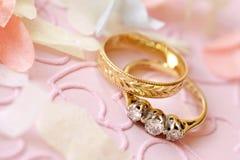 małżeństwo z miłości. Obraz Stock