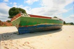mała łódź Obraz Stock