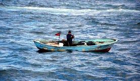 Mała łódź rybacka Fotografia Stock
