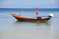 Mała łódka obraz stock