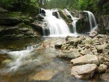 mała łaby wodospadu Zdjęcie Royalty Free