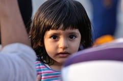 Mała Śliczna Dziewczyna Obrazy Stock