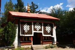 mała świątynia Obrazy Stock
