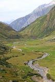 mała alps rzeka zdjęcia royalty free