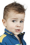 Mała chłopiec Zdjęcie Royalty Free