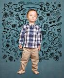 Mała chłopiec Zdjęcie Stock