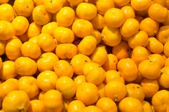 Mała Chińska pomarańczowa tło tekstura zdjęcie stock