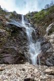 Mała część kanchenjunga siklawa w himalajach Zdjęcie Royalty Free