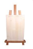 Mała Drewniana sztaluga Fotografia Royalty Free