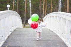 Mała dziewczynka, Ñ  hild, dzieciak, dziecko, niemowlak Zdjęcia Stock