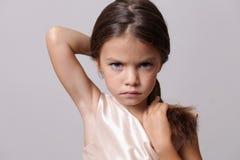 Mała dziewczynka zdjęcia royalty free
