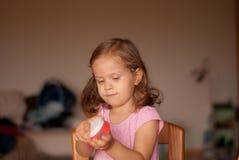 Mała dziewczynka obraz obrazy stock