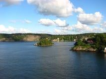 mała Finland zamknięta wyspa Helsinki Zdjęcie Stock
