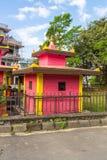 Mała hinduska świątynia w Pokhara miasteczku zdjęcie stock