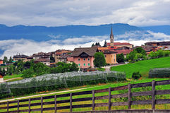 mała Italy wioska Obraz Royalty Free