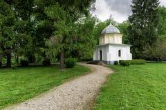 Mała kaplica zdjęcie stock