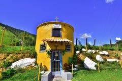 Mała kaplica Brazylia zdjęcia royalty free