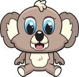 mała koala Obrazy Royalty Free
