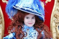 mała księżniczka Obraz Stock