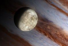 Mała księżyc obraz royalty free