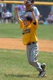 mała liga baseballu fotografia stock