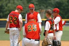 mała liga baseballu zdjęcia stock