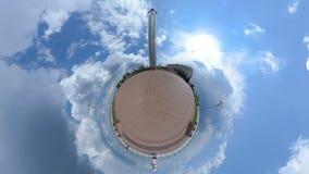 Mała Malutka planeta zdjęcie wideo
