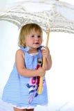 mała piękna dziewczyna Obraz Stock