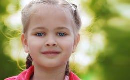 mała piękno dziewczyna Obraz Royalty Free