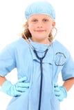 mała pielęgniarka Zdjęcie Royalty Free