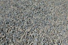 Mała skała Textured tło Bezszwowa tekstura żwir zdruzgotana granitowa tekstura Obraz Royalty Free
