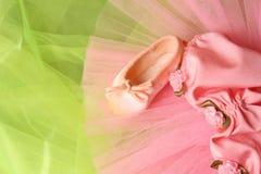 mała spódniczka baletnicy baletnice Zdjęcia Stock