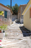 mała wioska zdjęcie stock