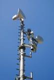 Mała wisząca ozdoba sygnału antena Obrazy Royalty Free